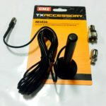 GME AE4026 UHF Compact Rare Earth Magnet Base Antenna, 2.5 Mtr Cable Quick Fit HS Autoparts